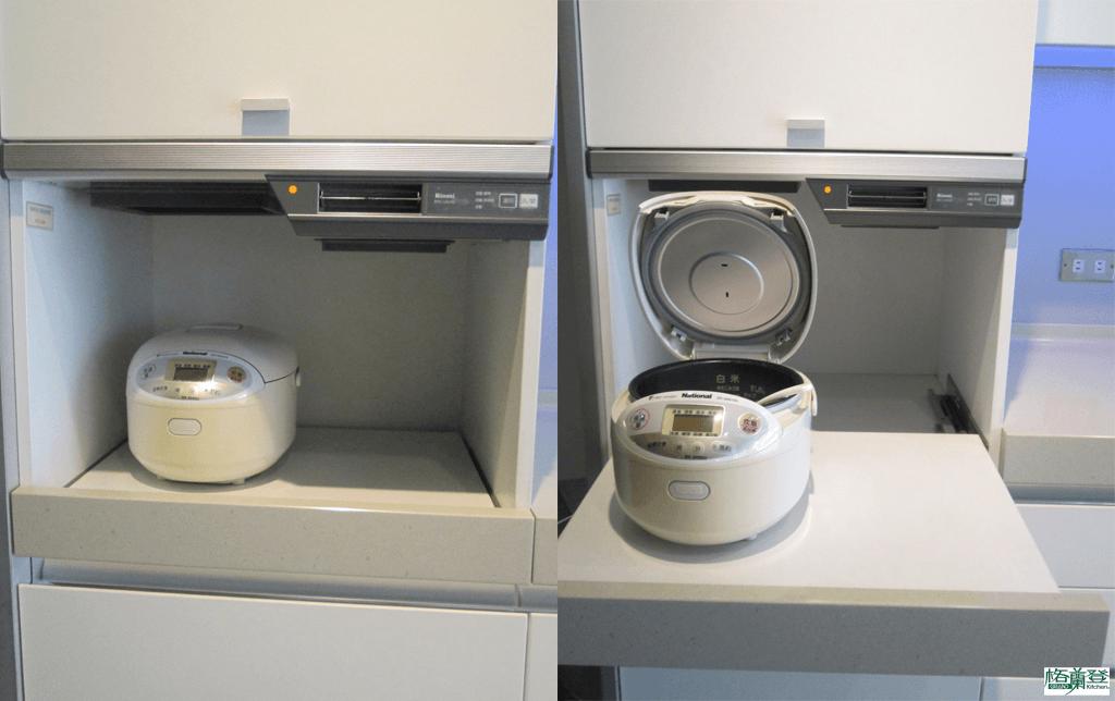 格蘭登廚具 現代極簡系列 陶瓷烤漆 新竹作品 蒸氣處理機