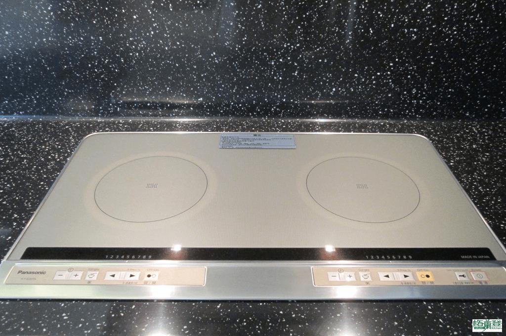 格蘭登廚具 現代極簡系列 新竹作品 Panasonic IH電爐