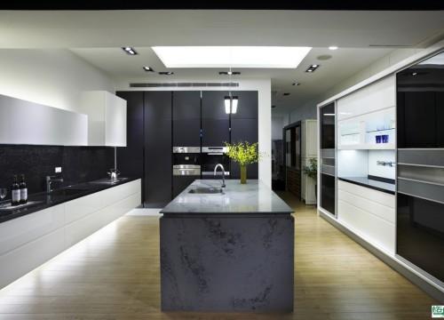 格蘭登廚具 現代極簡系列 新竹作品 主圖