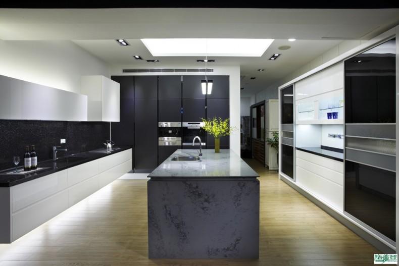 現代極簡廚房系列 新竹作品 樣品介紹